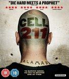 Celda 211 - British Blu-Ray movie cover (xs thumbnail)