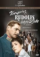 Kronprinz Rudolfs letzte Liebe - German Movie Cover (xs thumbnail)