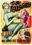 Outlaw Women - German Movie Poster (xs thumbnail)