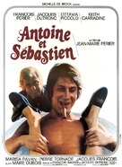 Antoine et Sébastien - French Movie Poster (xs thumbnail)