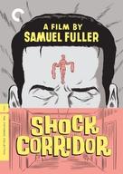 Shock Corridor - DVD movie cover (xs thumbnail)