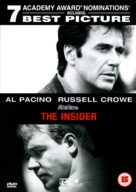 The Insider - British Movie Cover (xs thumbnail)