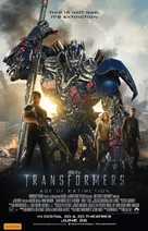 Transformers: Age of Extinction - Australian Movie Poster (xs thumbnail)