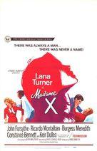 Madame X - Movie Poster (xs thumbnail)
