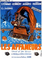 Bend of the River - French Movie Poster (xs thumbnail)