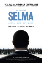 Selma - British Movie Poster (xs thumbnail)