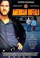 American Buffalo - German Movie Poster (xs thumbnail)