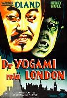 Werewolf of London - Swedish Movie Poster (xs thumbnail)