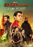 Spider-Man: Far From Home - Argentinian Movie Cover (xs thumbnail)