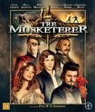 The Three Musketeers - Danish Blu-Ray cover (xs thumbnail)