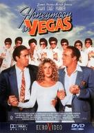 Honeymoon In Vegas - German Movie Cover (xs thumbnail)