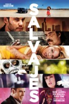 Savages - Spanish Movie Poster (xs thumbnail)