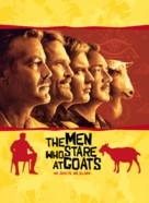 The Men Who Stare at Goats - Movie Poster (xs thumbnail)