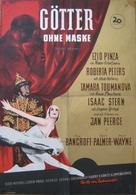 Tonight We Sing - German Movie Poster (xs thumbnail)