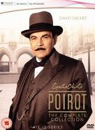 """Poirot"" - British DVD movie cover (xs thumbnail)"