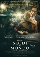 All the Money in the World - Italian Movie Poster (xs thumbnail)