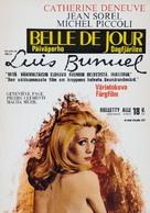 Belle de jour - Finnish Movie Poster (xs thumbnail)
