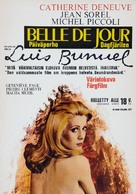 Belle de jour - Finnish Movie Poster (xs thumbnail)
