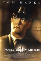 The Green Mile - Brazilian Movie Poster (xs thumbnail)