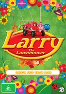 """Larry the Lawnmower"" - Australian DVD cover (xs thumbnail)"