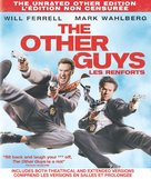 The Other Guys - Canadian Blu-Ray movie cover (xs thumbnail)