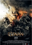 Conan the Barbarian - Belgian Movie Poster (xs thumbnail)
