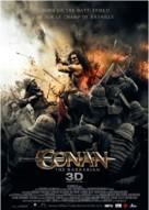 Conan the Barbarian - Belgian Movie Poster (xs thumbnail)