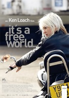 It's a Free World... - Norwegian Movie Poster (xs thumbnail)
