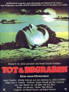 Dead & Buried - German Movie Poster (xs thumbnail)