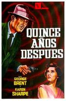 Mexican Manhunt - Argentinian Movie Poster (xs thumbnail)