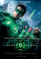 Green Lantern - Italian Movie Poster (xs thumbnail)