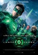 Green Lantern - Italian Movie Poster (xs thumbnail)