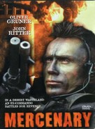 Mercenary - DVD cover (xs thumbnail)
