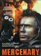 Mercenary - DVD movie cover (xs thumbnail)