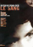 O Sangue - French Movie Poster (xs thumbnail)