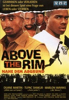 Above The Rim - German VHS movie cover (xs thumbnail)