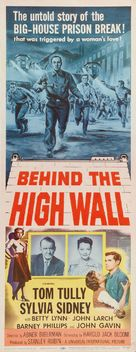 Behind the High Wall - Movie Poster (xs thumbnail)
