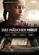 Difret - German Movie Poster (xs thumbnail)
