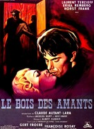 Bois des amants, Le - French Movie Poster (xs thumbnail)