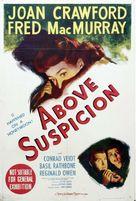 Above Suspicion - Australian Movie Poster (xs thumbnail)
