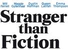 Stranger Than Fiction - Logo (xs thumbnail)