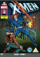 """X-Men"" - British DVD cover (xs thumbnail)"
