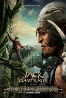 Jack the Giant Slayer - British Movie Poster (xs thumbnail)