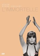 L'immortelle - French DVD cover (xs thumbnail)