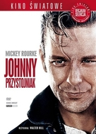 Johnny Handsome - Polish DVD movie cover (xs thumbnail)