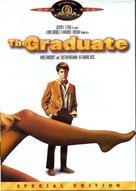 The Graduate - DVD cover (xs thumbnail)
