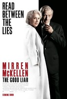 The Good Liar - International Movie Poster (xs thumbnail)