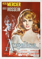Angélique, marquise des anges - Italian Movie Poster (xs thumbnail)