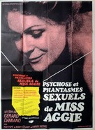 Memories Within Miss Aggie - French Movie Poster (xs thumbnail)