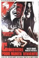 5 tombe per un medium - French Movie Poster (xs thumbnail)